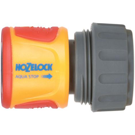 Raccord AquaStop ø 19mm Soft Grip - Hozelock 2085 0000 - Garantie 2 ans