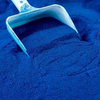 Pigment naturel exclusif pour béton et chaux: Bleu Azur | 500g