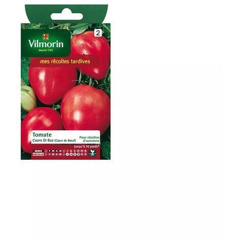 Sachet graines Tomate Cuore di Blue ( coeur de boeuf )