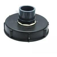 Couvercle 15cm pour cuve 1000L avec entrée PVC 50/63