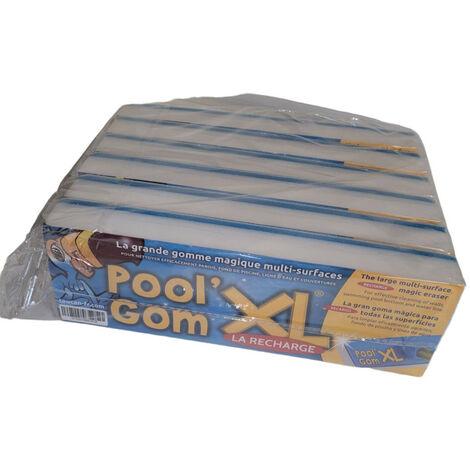 lot de 6 recharges pour Tête de Balais - Pool Gom XL