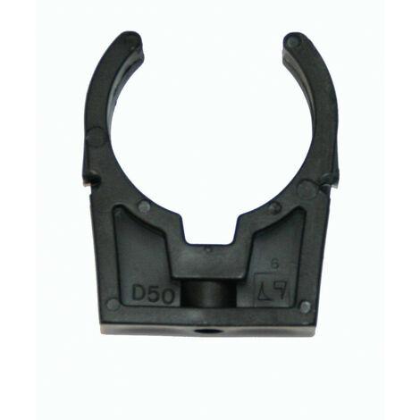 Collier de Fixation pour Tuyau PVC ø 50 mm - Piscine