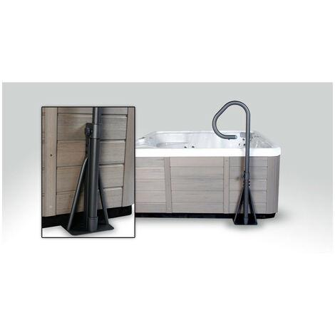Coque Valet – Spa côté Main courante – pour tous les Hot Tub Spa