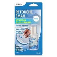 Répare Retouche émail éclats et rayures Blanc 20ml