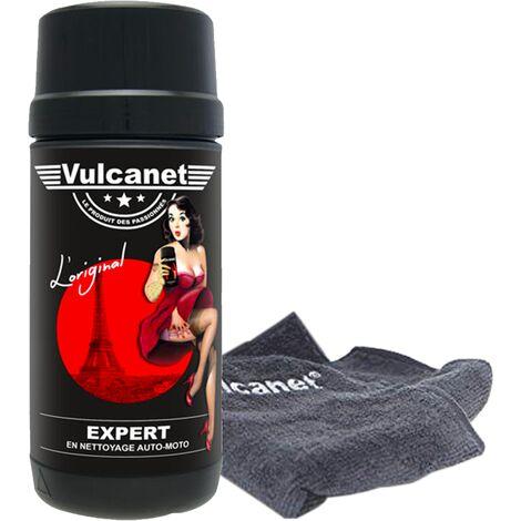 Lingette Vulcanet, lingettes de nettoyage moto, vélo & voiture