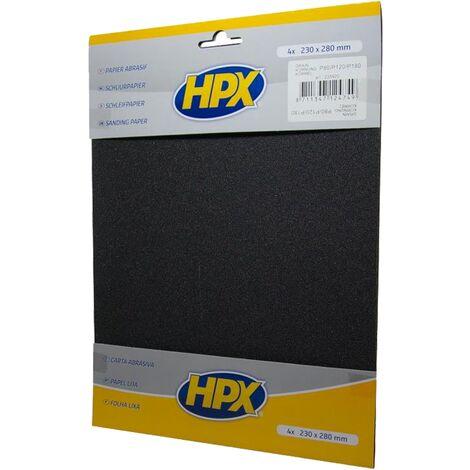 Papier abrasif carrosserie, P2000 (230 X 280) - HPX