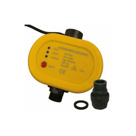 Mauk Druckschalter Pumpenschalter Pumpensteuerung Automatik Hauswasserwerk 2,2 kW 10 bar