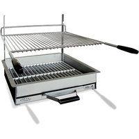 423f423fbbc5b Barbecue à charbon de bois à poser en acier n°6A Agde