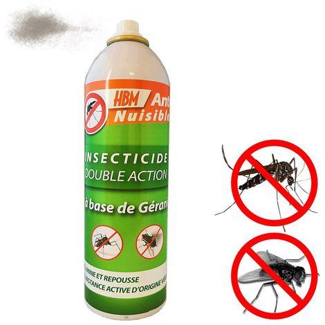 Spray anti moustique et anti mouche d'origine végétale - Alu