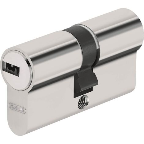 Cylindre de Sécurité ABUS D6 30x50mm - Alu