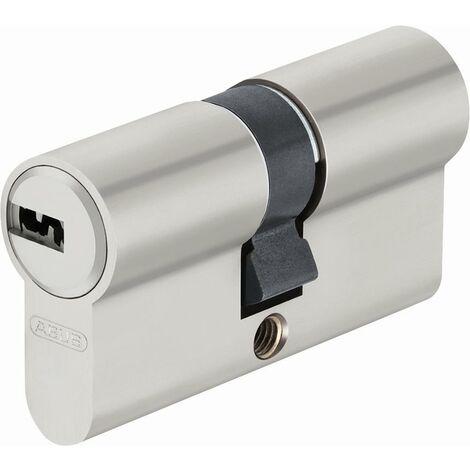Cylindre Haute Sécurité ABUS EC-S 40x50mm - Alu
