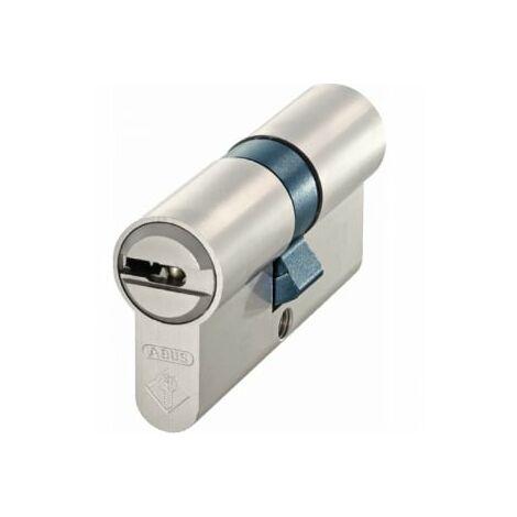 Cylindre de serrure ABUS BRAVUS 1000 40x50 - Alu