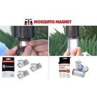 Recharge antimoustique piege Mosquito Magnet Octenol - Alu