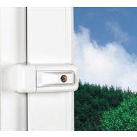 Verrou de fenêtre 3010 Blanc - Blanc