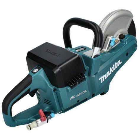 Makita DCE 090 ZX1 Meuleuse droite sans fil 36 V ( 2x 18 V ) 230 mm Brushless - sans batterie - sans chargeur