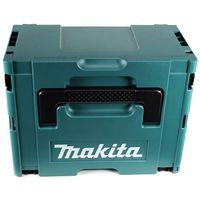 Makita MAKPAC 3 Coffret de transport + Insert correspondant pour Chargeur Makita DC 18 RD et Batteries
