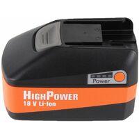 FEIN ABH 18 Perforateur-burineur sans fil 2.0J 18V SDS-plus Brushless + 1x Batterie 5,2Ah + Coffret de transport- sans chargeur