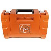 FEIN ABH 18 Perforateur-burineur sans fil 2.0J 18V SDS-plus Brushless + 1x Batterie 6,0Ah + Chargeur + Coffret de transport