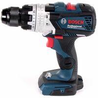 Bosch GSB 18V-110 C Professional Perceuse visseuse à percussion sans fil 110 Nm 18V Solo - sans batterie, sans chargeur