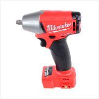 Milwaukee M18 FIWF 38 - 0 18V Boulonneuse à chocs sans fil Solo - sans Accessoires, ni Batteries, ni Chargeur