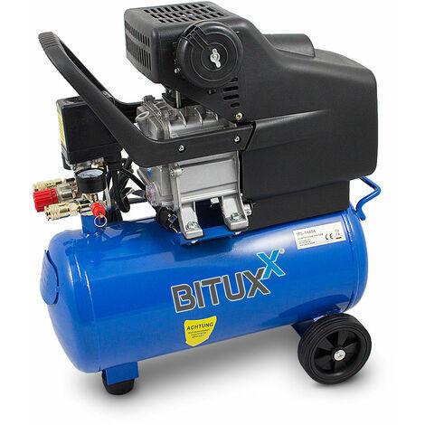 24L Druckluftkompressor Kolben Kompressor Luftdruckkompressor 8bar