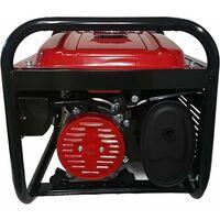 Generador eléctrico 5000W de gasolina trifásico y monofásico