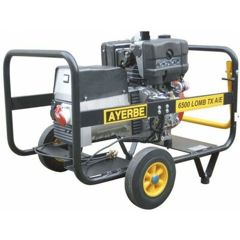 Ayerbe 6500 Diesel Tx A/E Yanmar