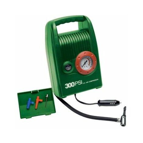 Compresor Presion Mini 3Mt/12V Int+Man 300 Psi 8306827 Salki
