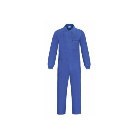 Mono Trabajo T60 Tergal Azul L500 Tapeta Cremallera