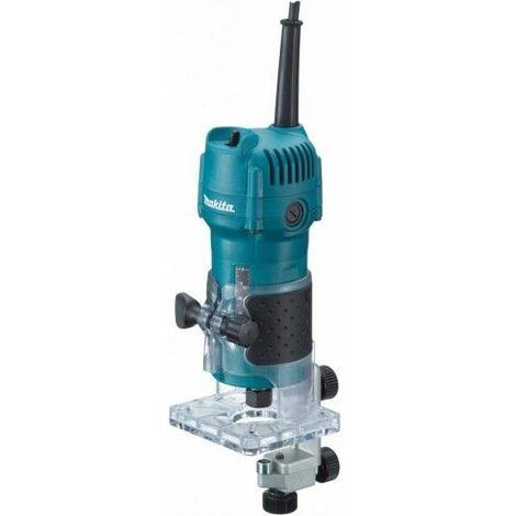 Fresadora Electrica Profesional 06 Mm 3709 530W Makita
