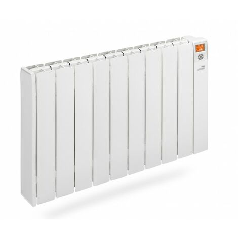Emisor Termico Elec 1500W 10X81,5X58,1Cm Fluido Digital Alu