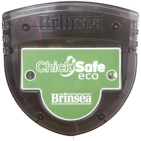 Portier automatique poulailler Brinsea ChickSafe Éco