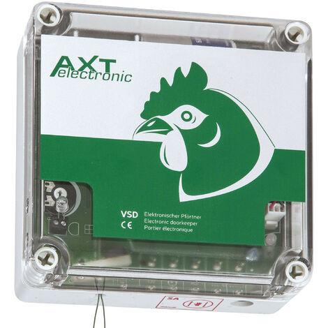 Portier automatique poulailler AXT VSD