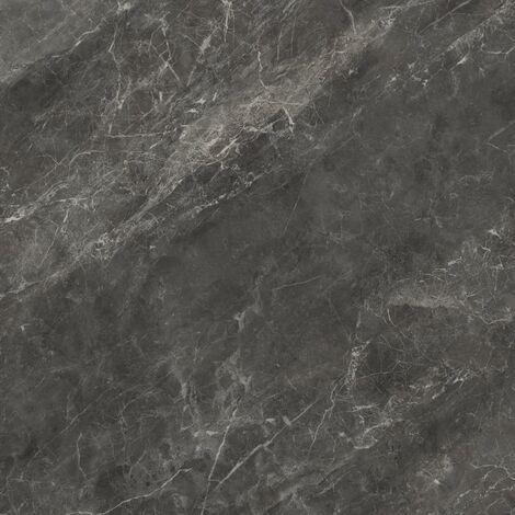Carrelage marbré rectifié 60x60 cm BALMORAL BLACK brillo - 1.08m²