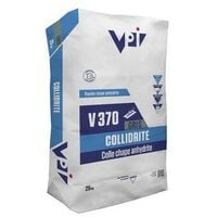 Colle pour chape anhydrite COLLIDRITE V370 - 25kg