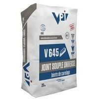 Joint - Cerajoint souple universel pour carrelage V645 granit - 20kg