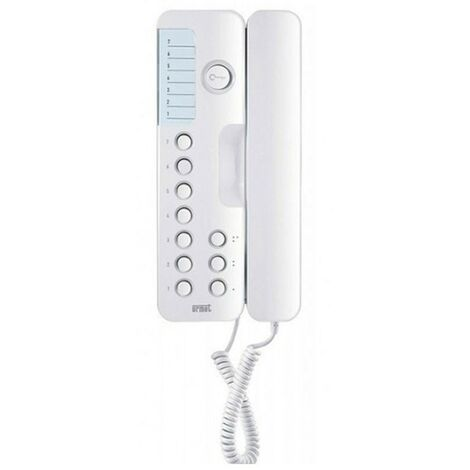URMET Interphone Signo avec 10 touches 1140/12