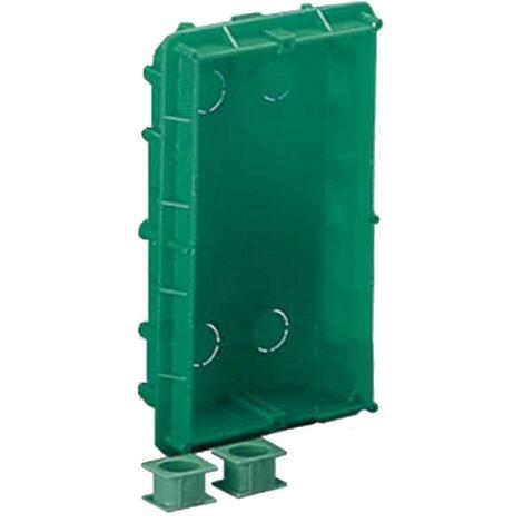 Boîtier d'encastrement Comelit à 2 modules pour powercom et panneau de contrôle ikall