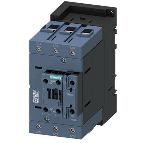 Contacteur de puissance Siemens Série S3 37KW 24V 50HZ 3RT20451AB00
