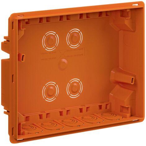 Boîte à encastrer bocchiotti à portes pour coffret Pablo STYLE 12 Modules B04914
