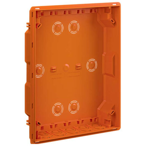 Boîte à encastrer Boîte à portes pour boîtiers Pablo STYLE 24 Modules B04916