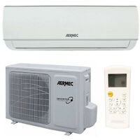 Climatiseur Aermec SGE 2,5KW 9000BTU R32 A++/A+ avec kit d'installation