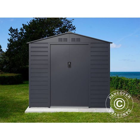 Garden shed 2.13x1.27x1.90 m ProShed®, Anthracite