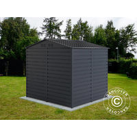 Garden shed 2.13x1.91x1.90 m ProShed®, Anthracite