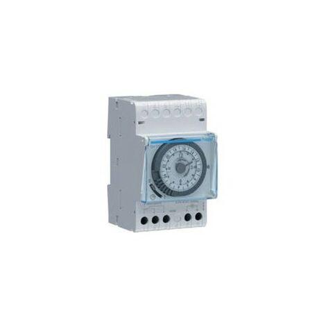 Interruptor horario Hager EH110 16A 230V sin reserva