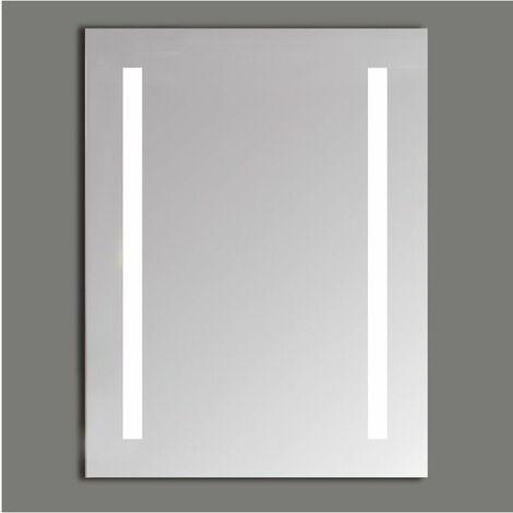 Espejo con luz ACB Iluminacion JOUR A1642901LB blanco