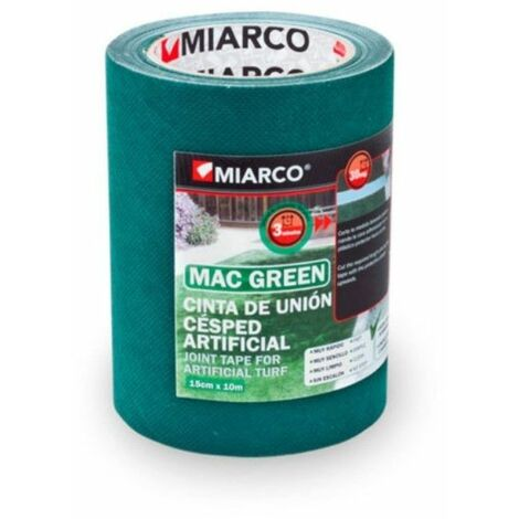Cinta union Cesped Artificial  Macgreen 150mm x 5mt Miarco 17784