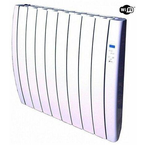 Radiador Emisor termico WIFI  Digital 1.200W Haverland RCTT8C connect