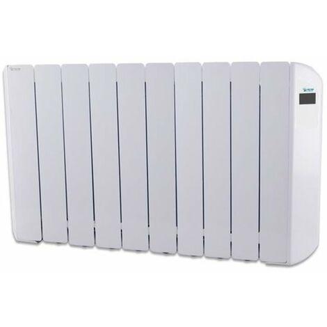 Radiador electrico Farho VIC10 serie VICTORIA blanco 10 modulos 1650W