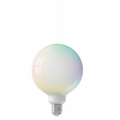 Bombilla Globo 5.5W inteligente wifi E-27 CALEX Smart Home 429111 RGB-CCT
